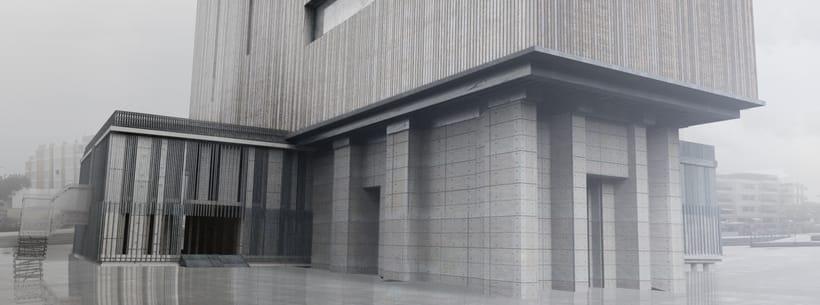 Casa de la cultura (Proyecto de infoarquitectura) 2