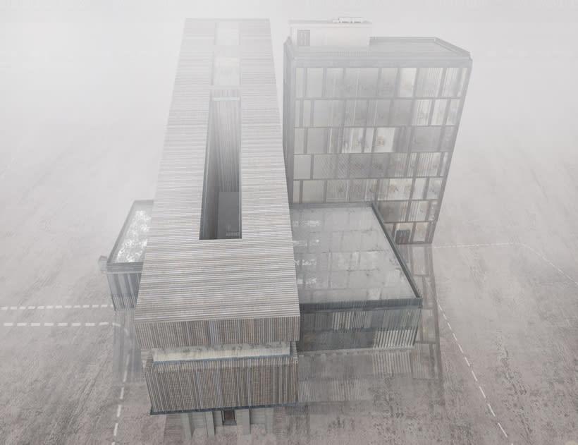 Casa de la cultura (Proyecto de infoarquitectura) 4