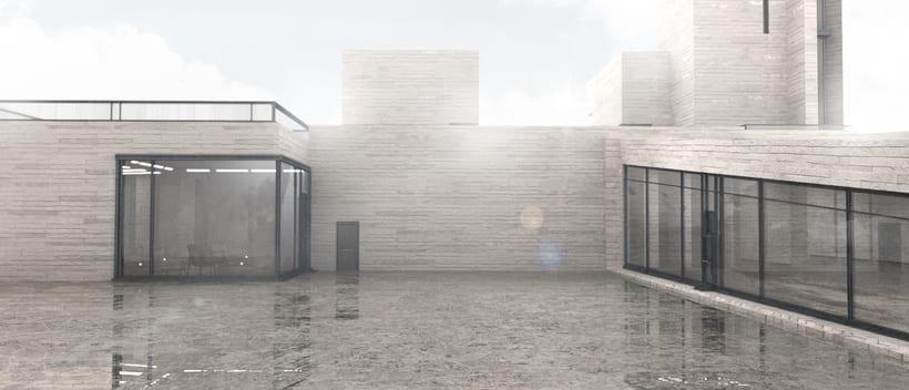 AMPLIACIÓN DE MUSEO (Proyecto de infoarquitectura) 0