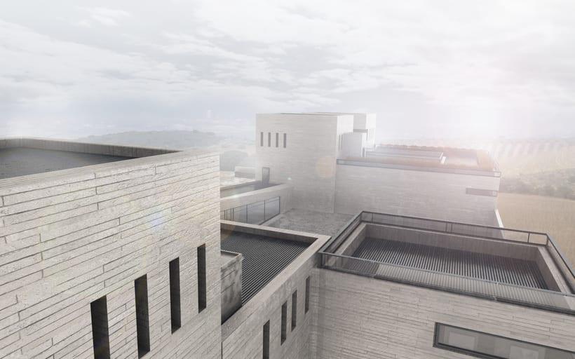 AMPLIACIÓN DE MUSEO (Proyecto de infoarquitectura) 4