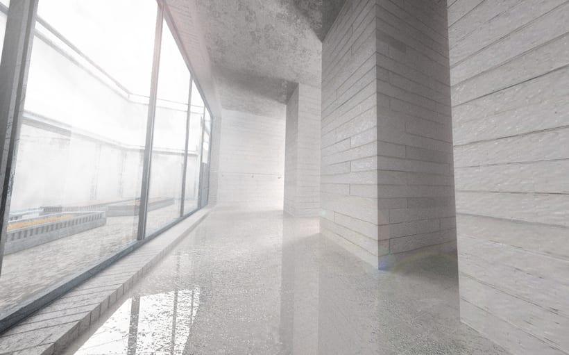 AMPLIACIÓN DE MUSEO (Proyecto de infoarquitectura) 8