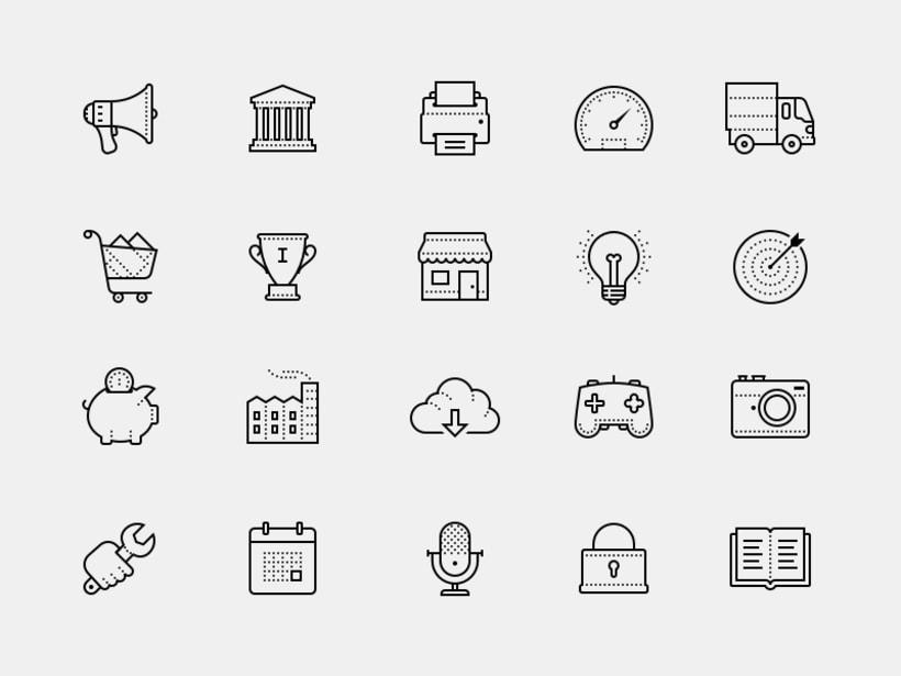 DottyDots Icons -1