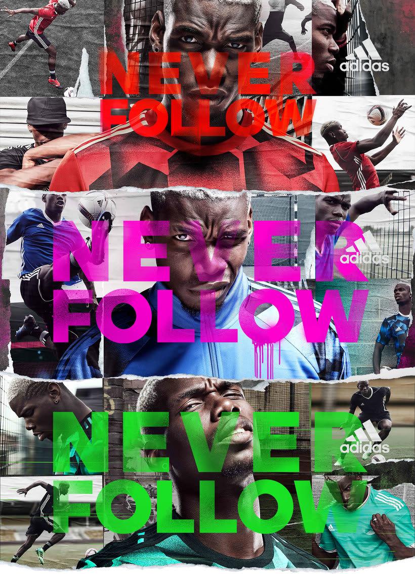 Adidas Never Follow 0