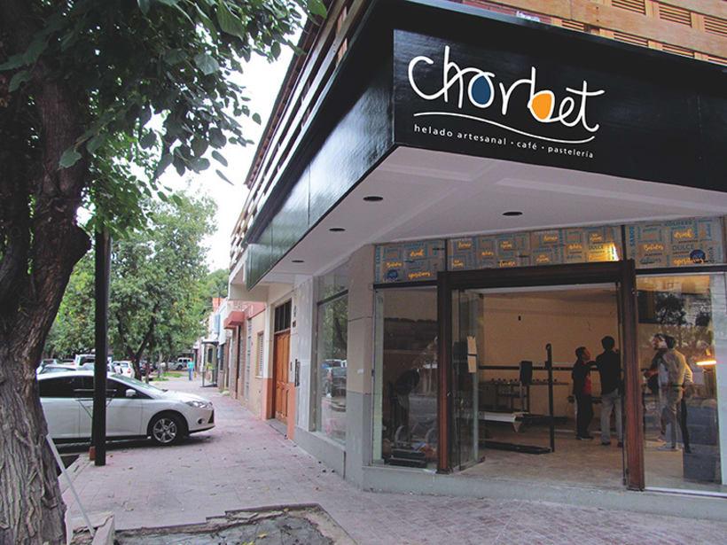 Chorbet | Sistema de identidad 2