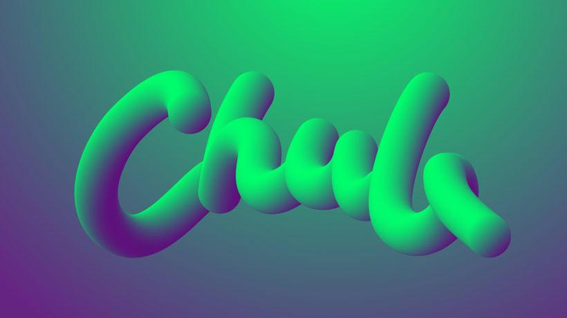3D Lettering 0