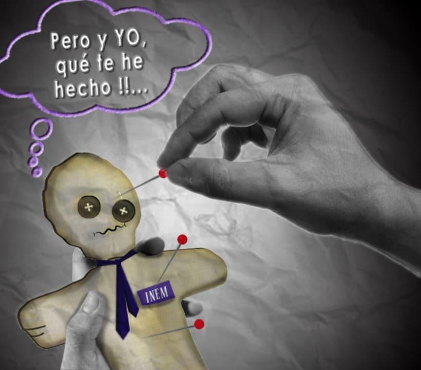 Muñeco Voodoo Inem :) 0