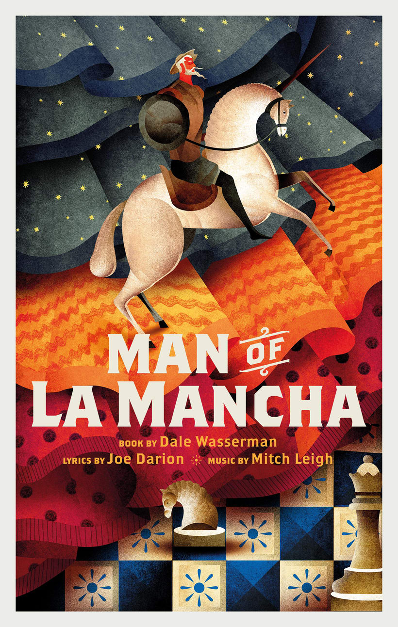 Man of La Mancha. Arizona Theatre Company 1