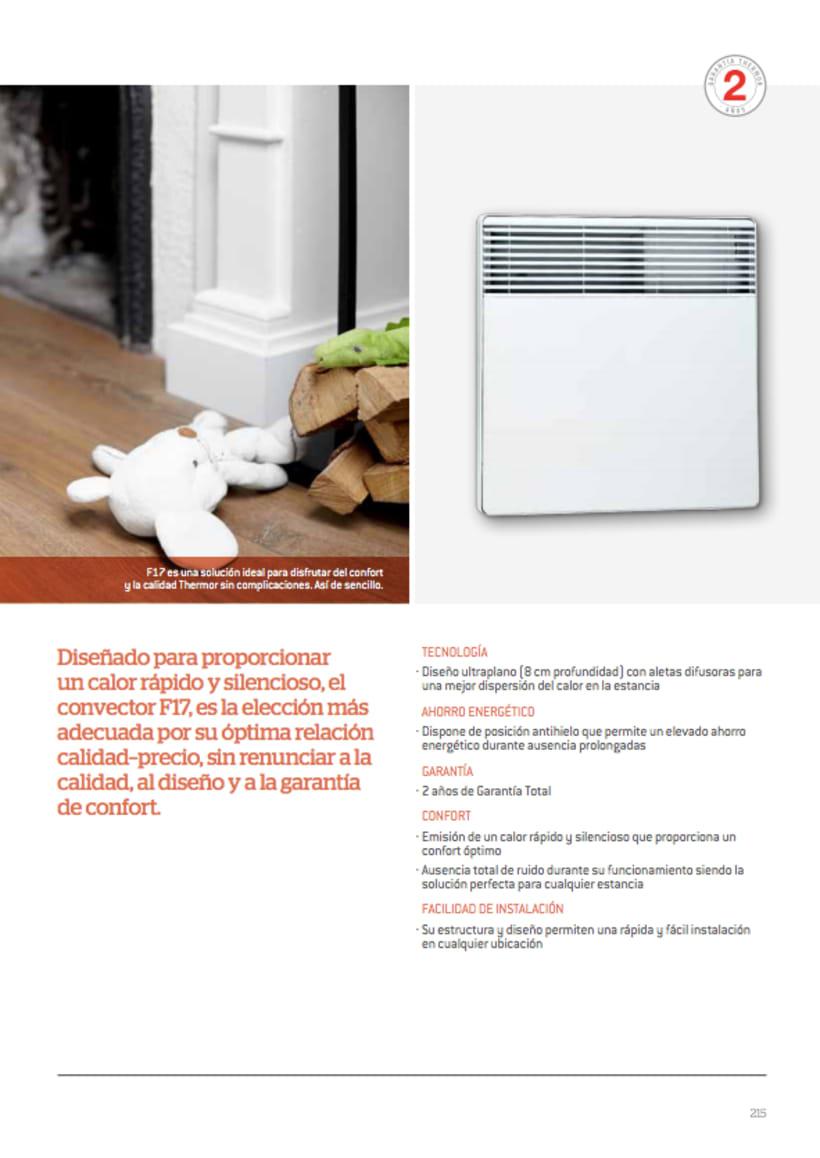 Thermor. Fotografía de publicidad para el catálogo del 2017 de la marca Thermor. 23