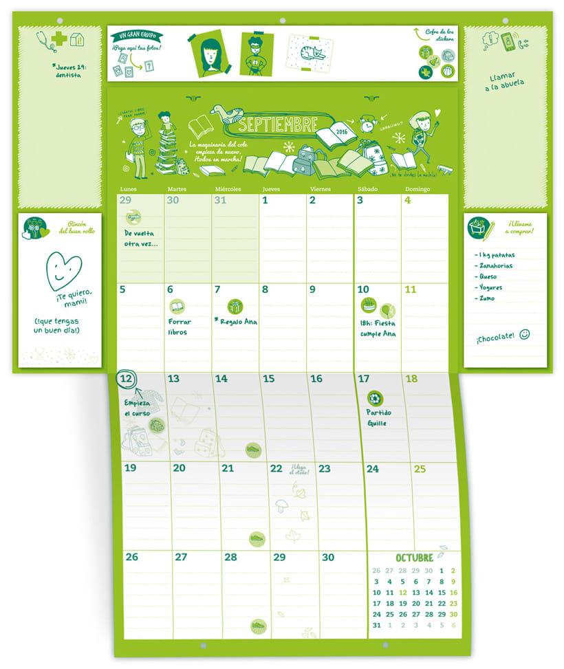 Tu calendario familiar 1