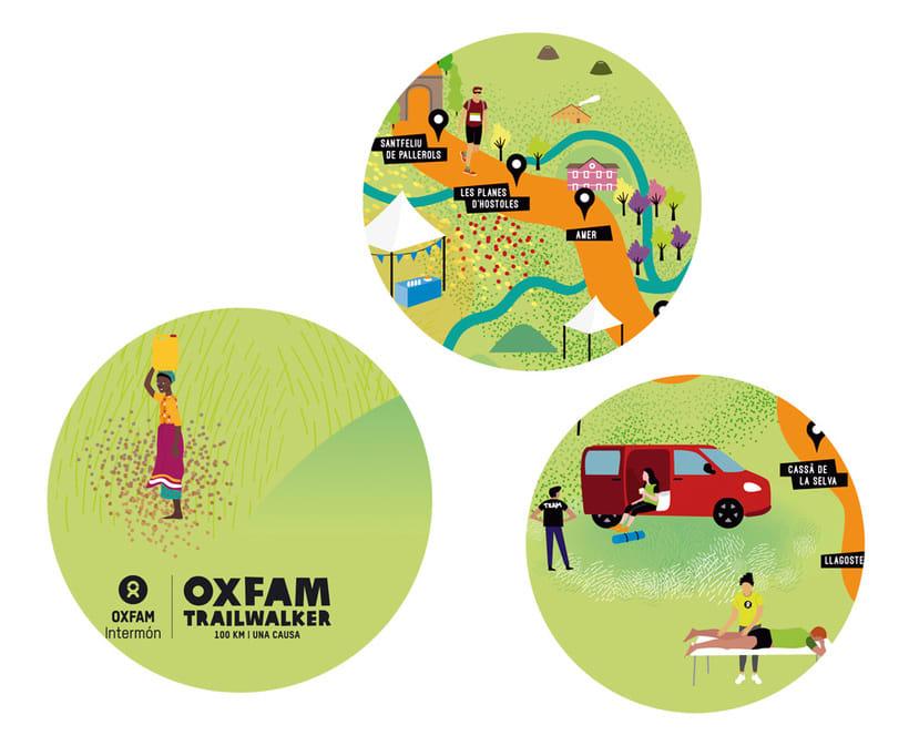 Oxfam Trailwalker Girona 1