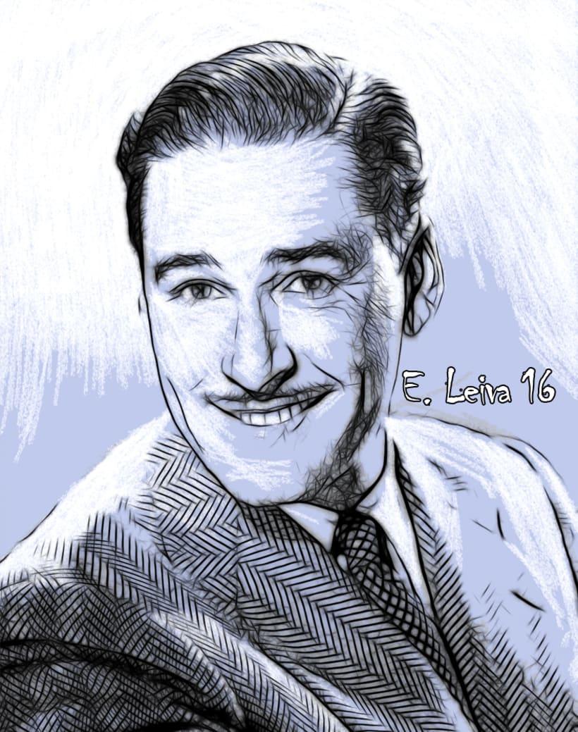 Ilustraciones cine 40