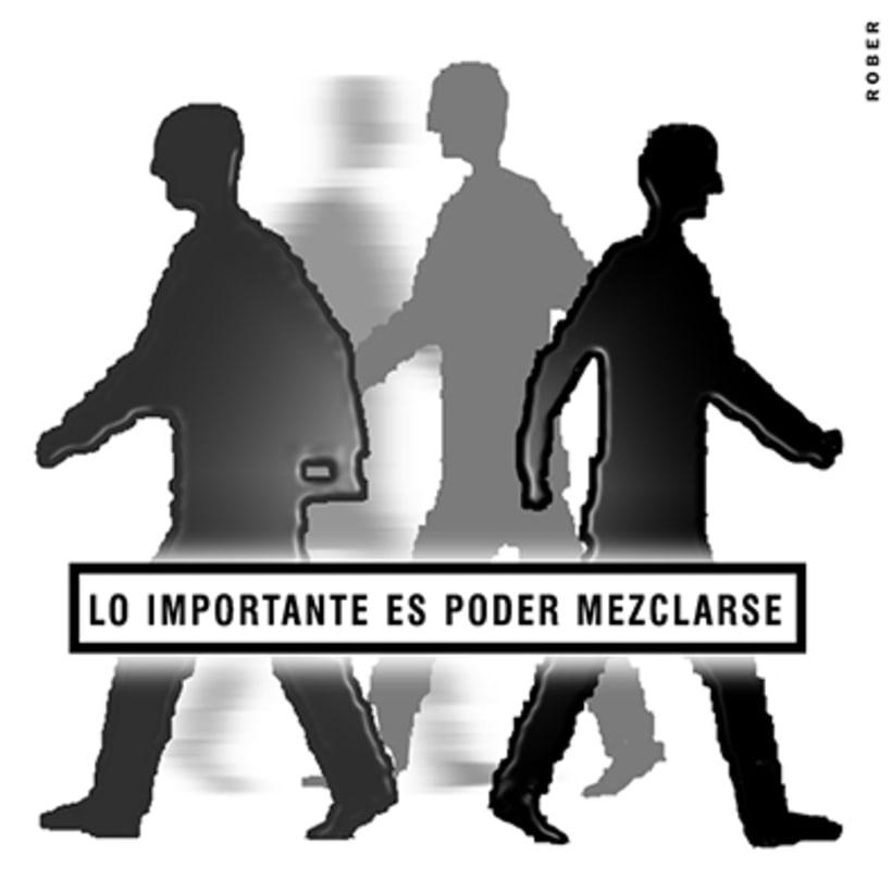 Ilustraciones de artículos de prensa para La Voz de Galicia. 24