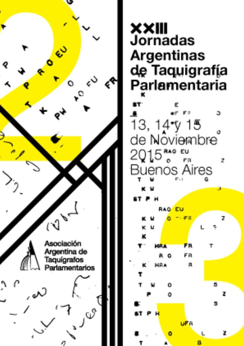 XXIII Jornadas Argenginas de Taquigrafía Parlamentaria 2