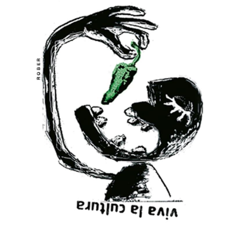 Ilustraciones de artículos de prensa para La Voz de Galicia. 16