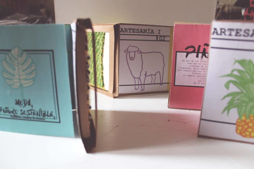 BRANDING, sobre MODA SOSTENIBLE, Editorial, Tríptico, Packaging, Marca-LOGO 0