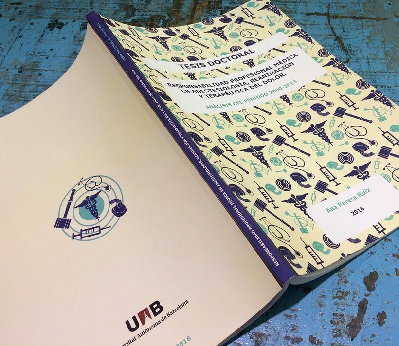 Tesis Doctoral - proyecto editorial e identidad 0