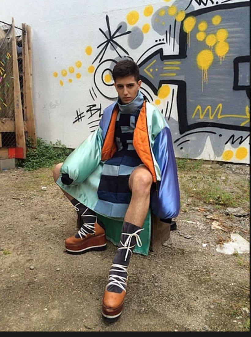 """"""" COSIENDO TETUÁN """" proyecto en equipo  de diseño de moda, con el look """" BRITNEY """", sobre el textil y el distrito madrileño de Tetuán, junto con MEDIALAB-PRADO https://opentextil.hotglue.me/?Cosiendo+Tetuan 1"""