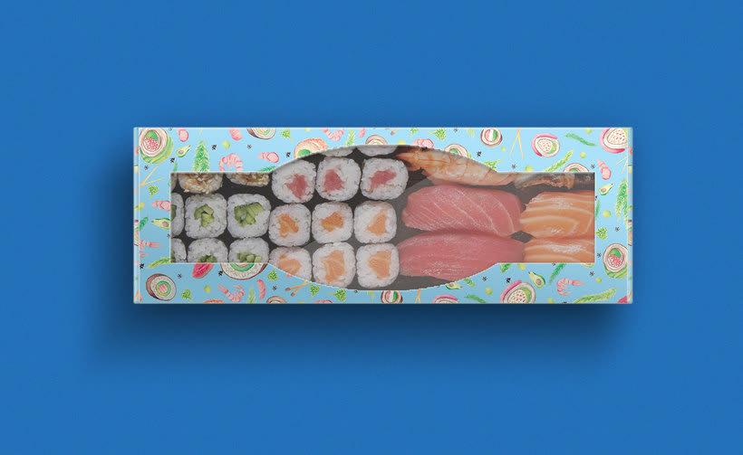 Packaging Sushi- Motivos para repetir 3