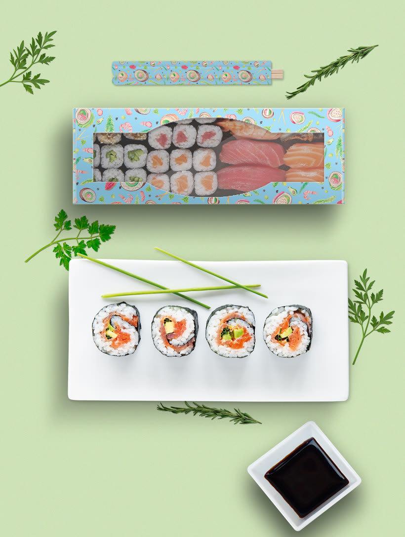 Packaging Sushi- Motivos para repetir 9