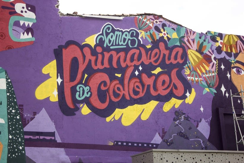 PRIMAVERA DE COLORES 0