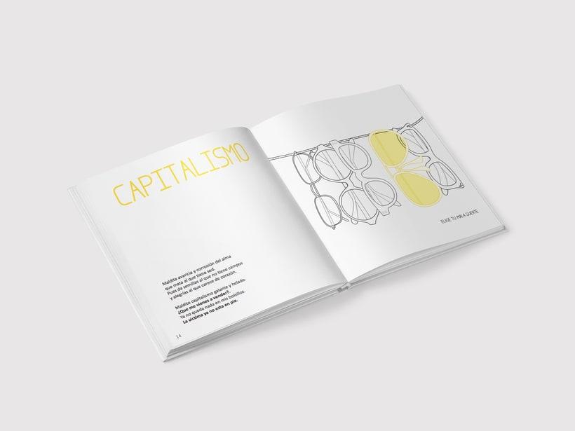 Libro de Autor: Amarillo y que? Poesia Visual 2