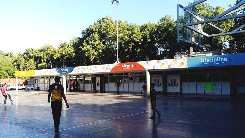 Colegio Don Bosco | Murales 1