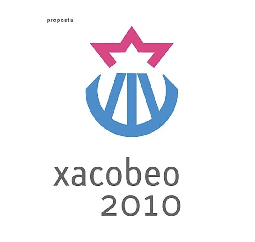 Proposta para a imaxe gráfica do Ano Xacobeo 2010 0
