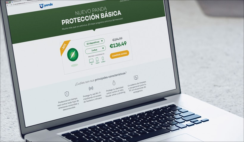 Panda Security · Security Promotion 2