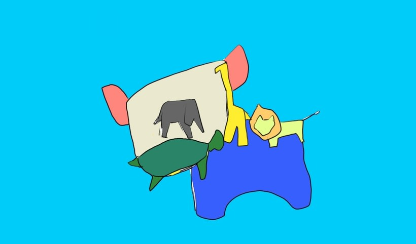 Ilustraciones de animales 3