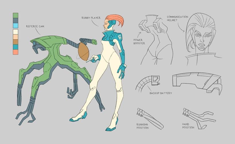 Concept-art (personajes) 1