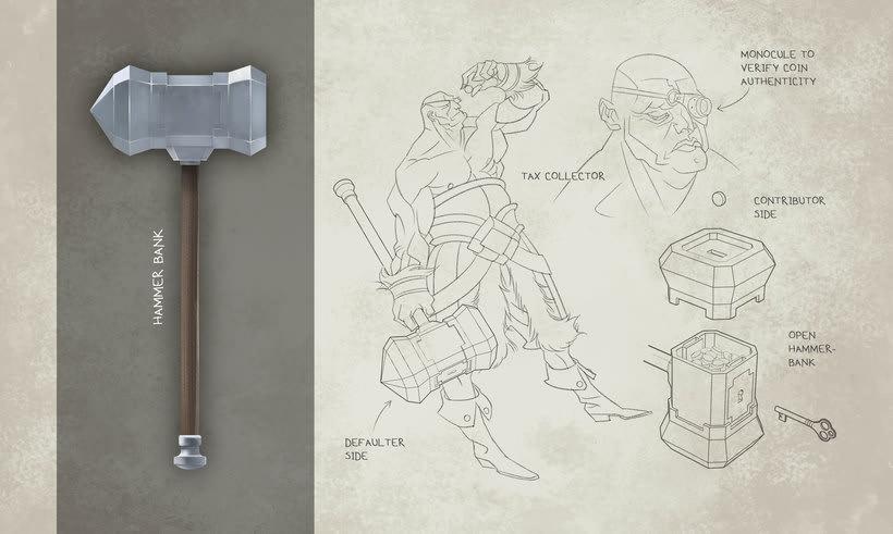 Concept-art (personajes) 0