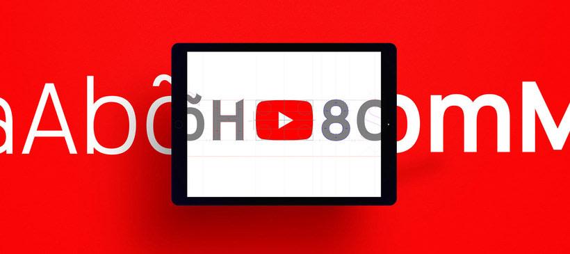 Youtube estrena su propia tipografía: Youtube Sans 11