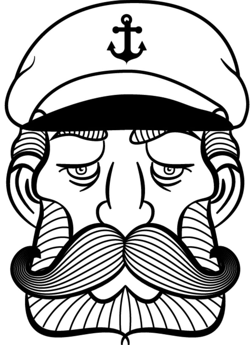 Ilustración marinero -1