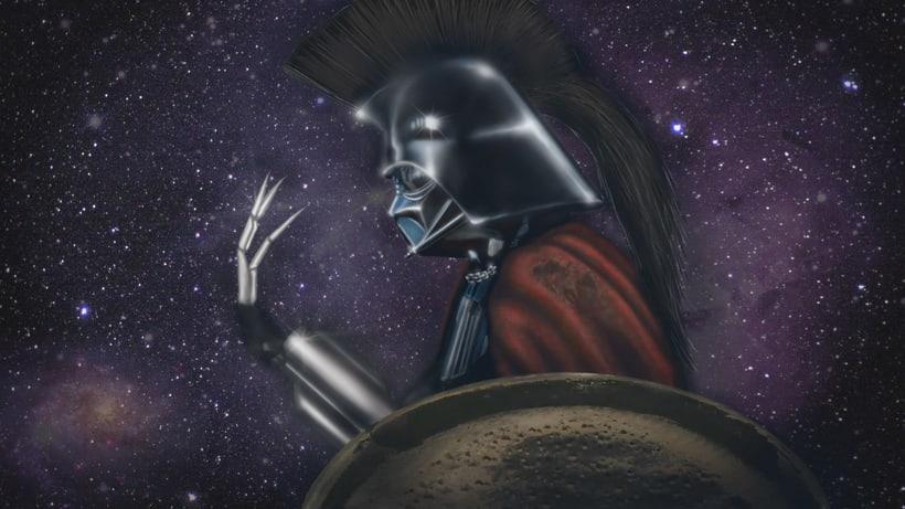 Vader Cylon Espartano 0