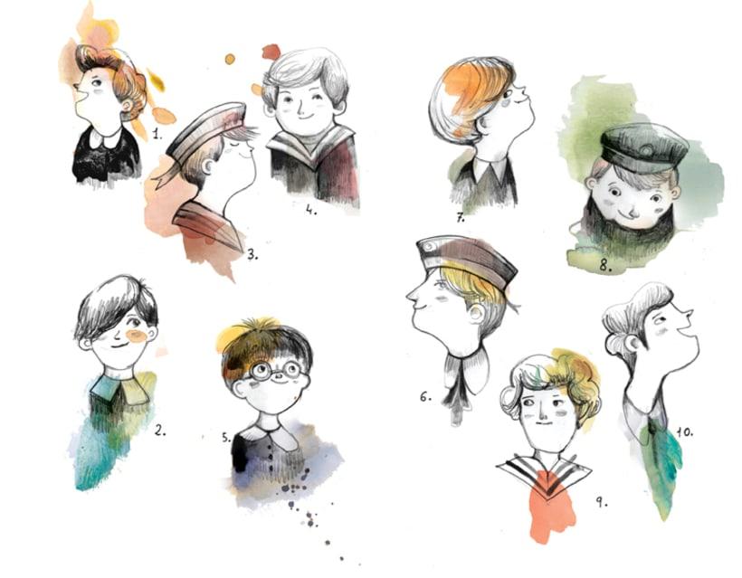 Los niños cantores 4
