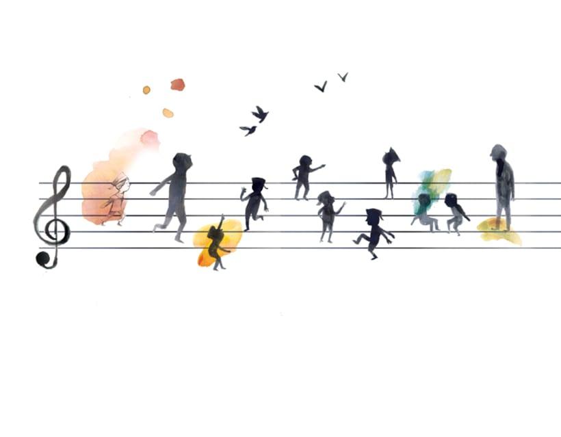 Los niños cantores 7