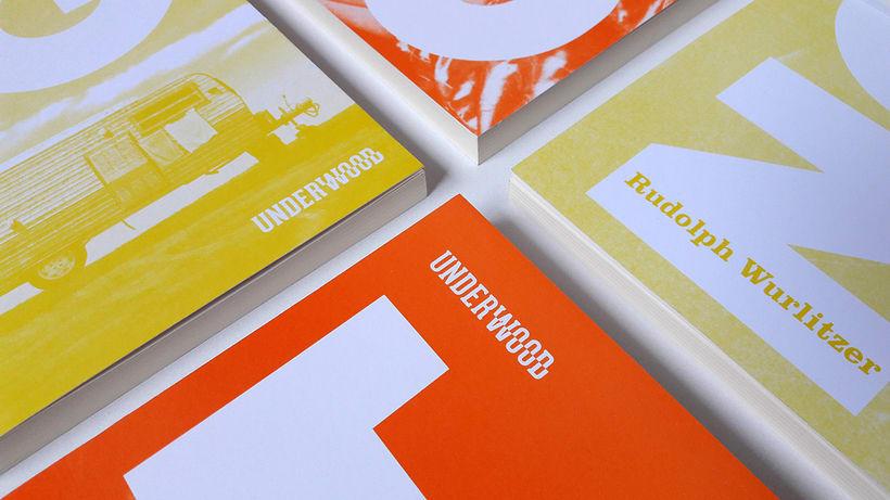 Diseño de colección para Underwood 7