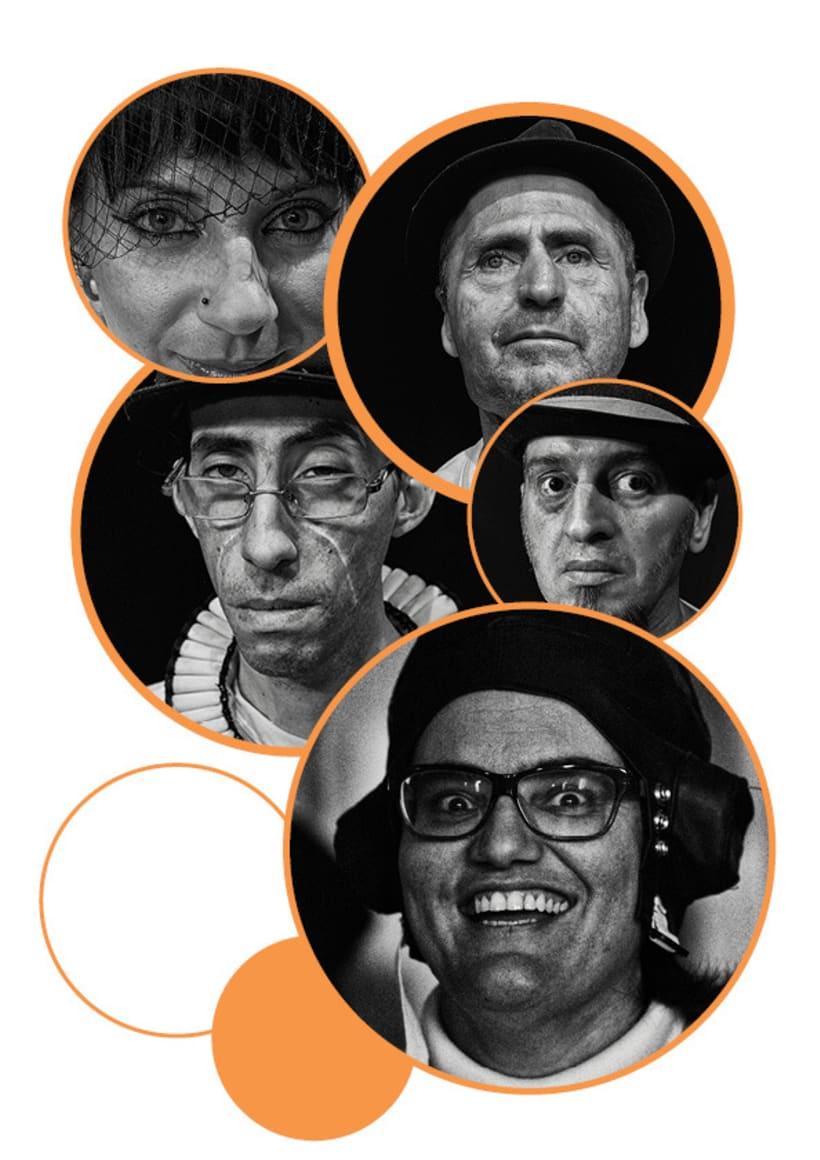 Paladio Arte (Diseño identidad y dossier de teatro) 3