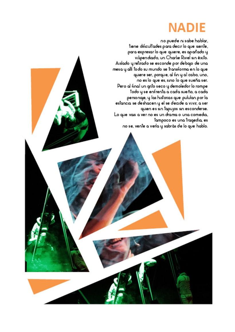 Paladio Arte (Diseño identidad y dossier de teatro) 4