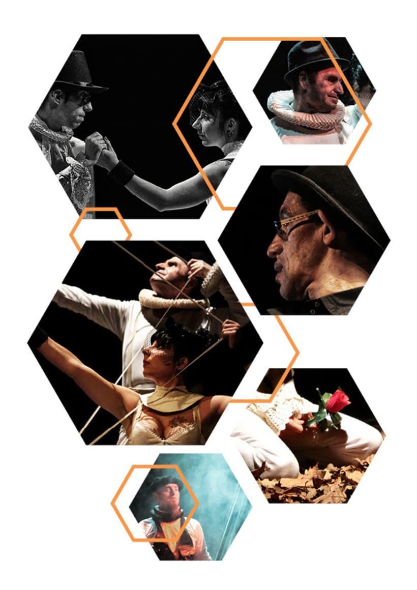 Paladio Arte (Diseño identidad y dossier de teatro) 7