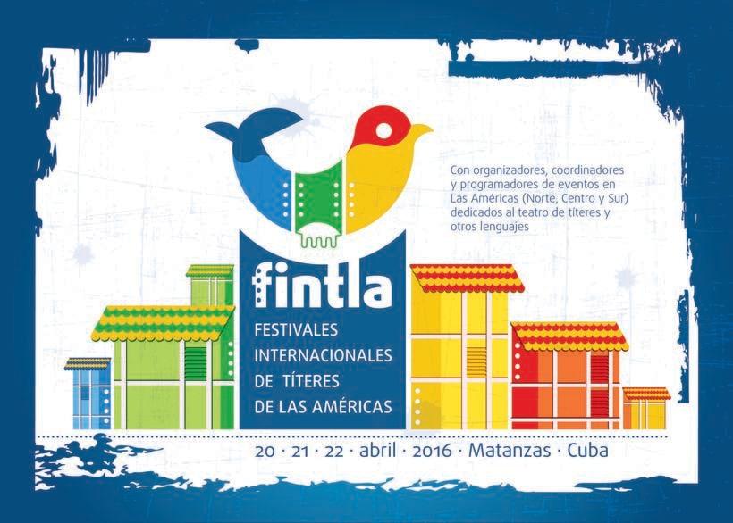 identidad para el festivales internacionales de títeres de las américas -1