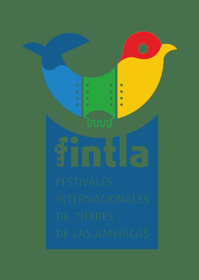 identidad para el festivales internacionales de títeres de las américas 0