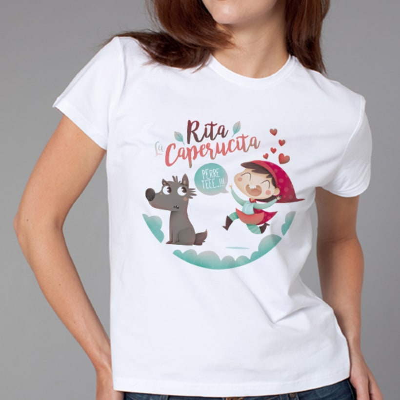 Rita La Caperucita 4