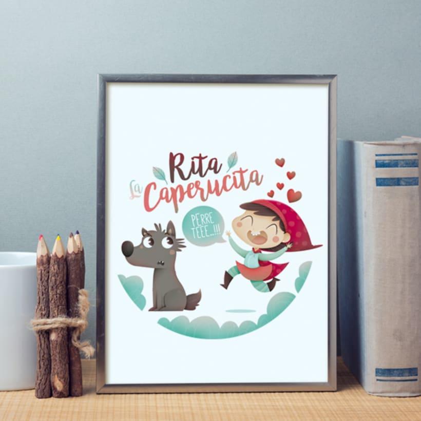 Rita La Caperucita 3