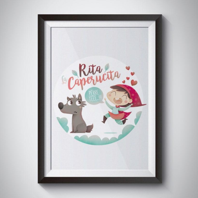 Rita La Caperucita 5