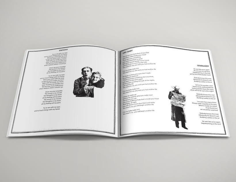 Packaging del disco debut de Magic Inn 7