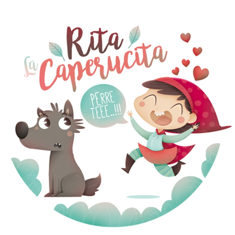 Rita La Caperucita 1