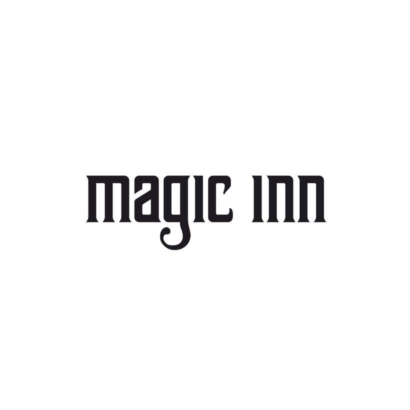 Packaging del disco debut de Magic Inn 0