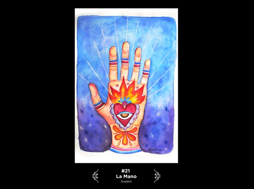 Lotería Mexicana Ilustrada 10