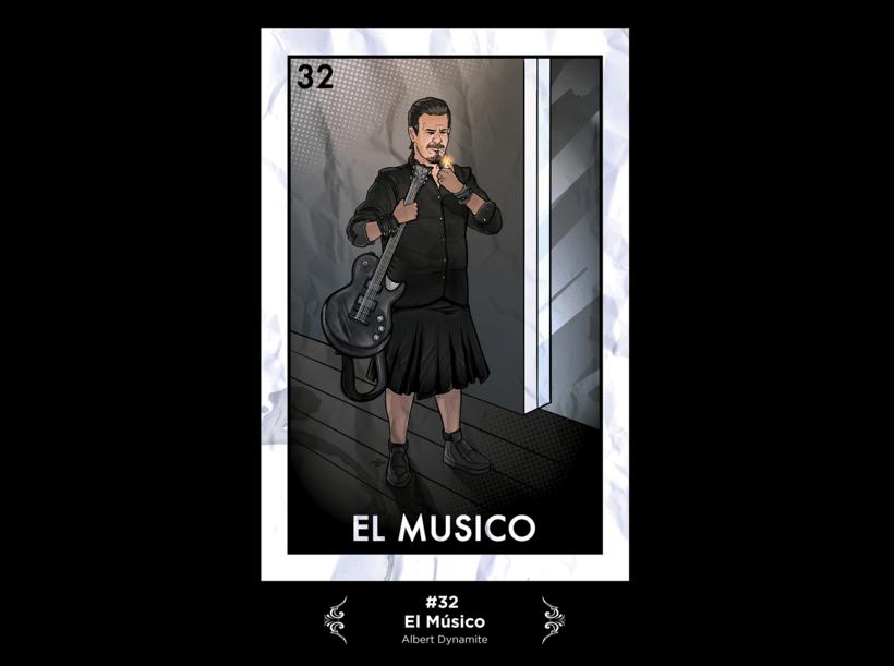 Lotería Mexicana Ilustrada 14